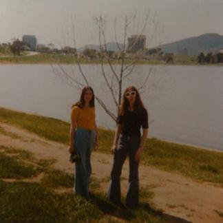 Lake Burley Griffin 1974