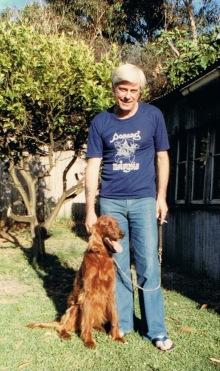 Orla and John 1985