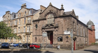 George Square Baptist church