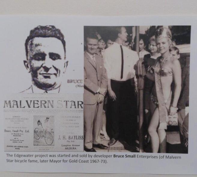 Bruce Small of Malvern Star