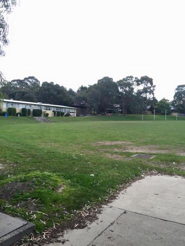 Croydon high school oval