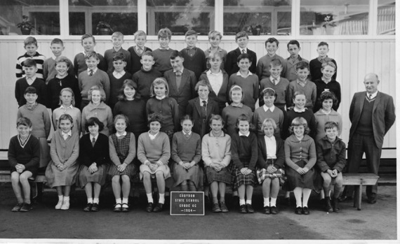 croydon primary school 1964