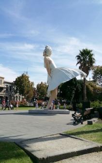 MM statue bendigo