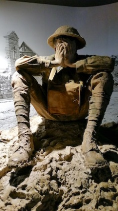 Poignant exhibit Spirit of Anzac