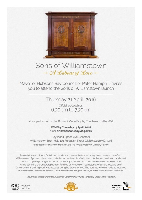 Sons of Williamstown - VIP Invitation.jpg
