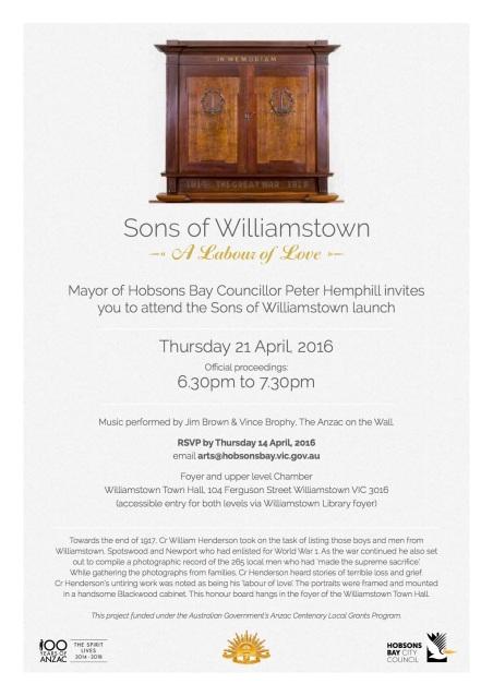 Sons of Williamstown - VIP Invitation.jpg