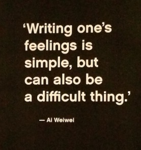 writing and feelings Ai weiWei.jpg