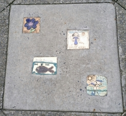 children's tiles