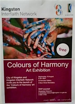 colors of harmony notice