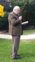 john adams reading poem