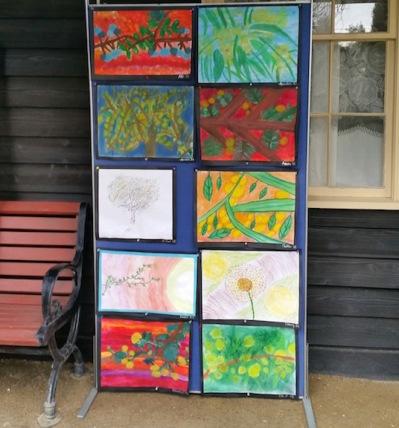 paintings grade 5