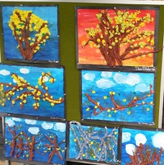 wattle paintings Gd5