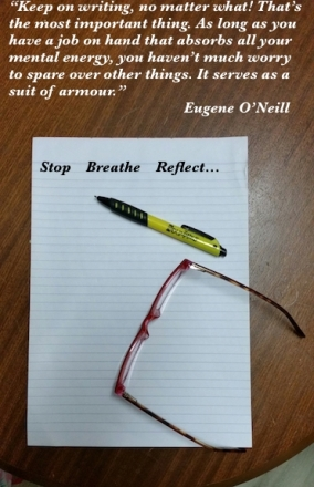 eugene-oneill-quote-on-writing