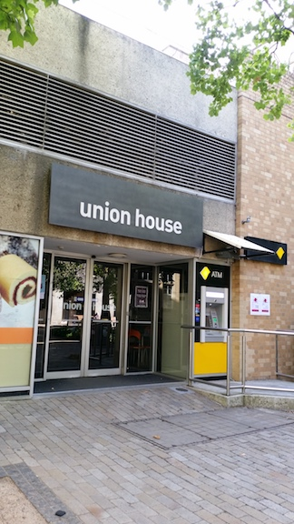 union-house-side-entrance