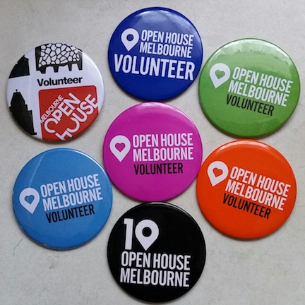 7 years of volunteering Open House