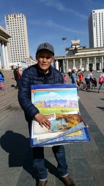 an artist ulan batal