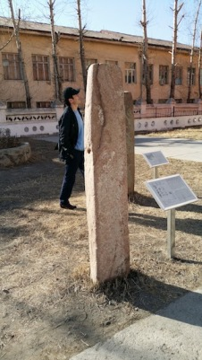 ancient deer stones museum mongolia