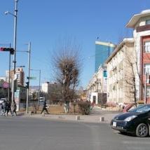intersection ulan batal mongolia