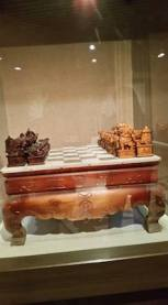 traditional chess set