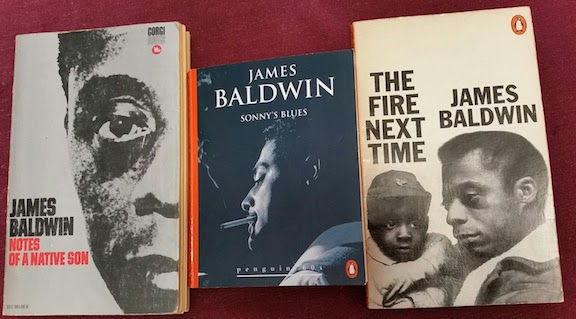 james baldwin book covers