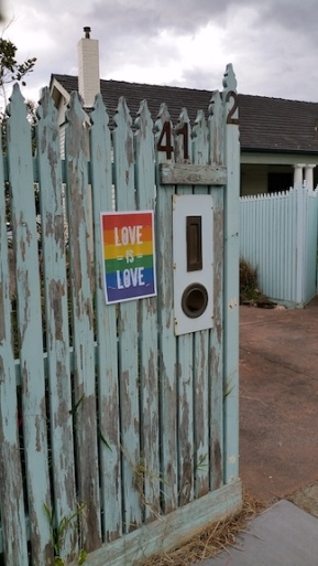 love is love sign albert street.jpg