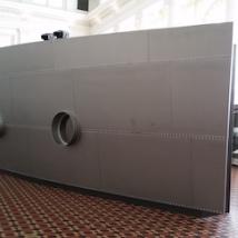 replica of ship