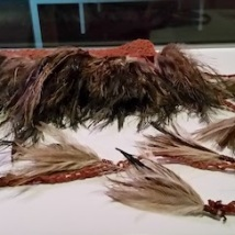 emu feather jewelry