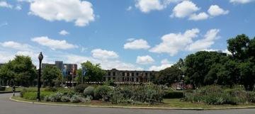 gardens in Carlton