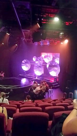 riot stage set