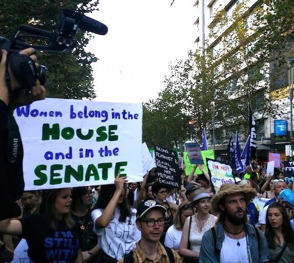IWD march 2017 women belong