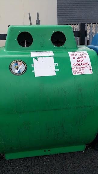 recycling Groomsport NI