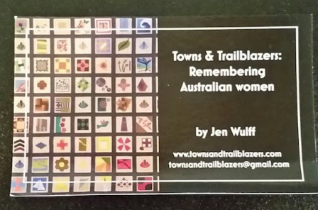 27. towns and trailblazers book