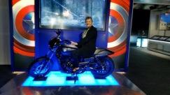 capt america's bike and me