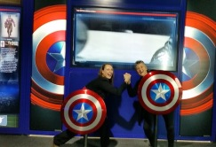 capt america's shield