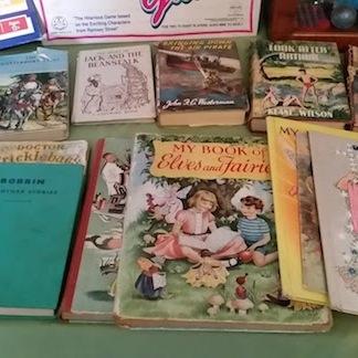 childrens books shetland
