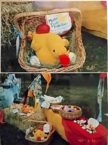 craft stall 1997