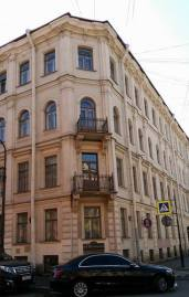 dostoevsky's apartment