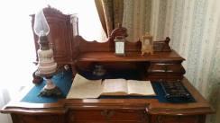 dostoevsky's desk