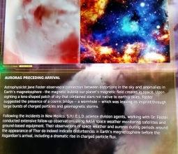explanation for aurora
