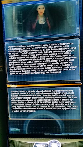 scarlet witch info