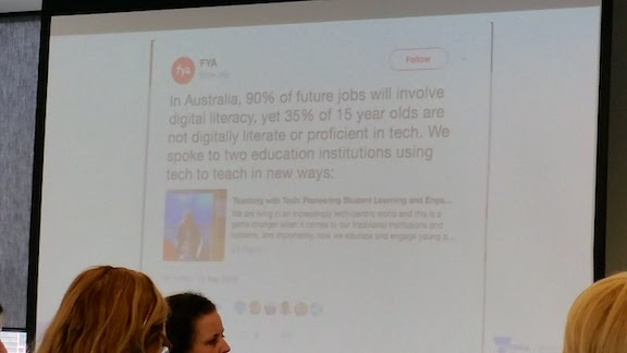 Did You Know 35 Of 15 Year Olds Are Not Digitally Literate Or Proficient In Technology Up The Creek With A Pen