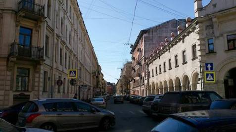 the street of dostoevsky