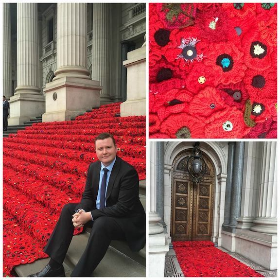 tim richardson and poppies