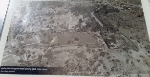 aerial view of willsmere 1920s
