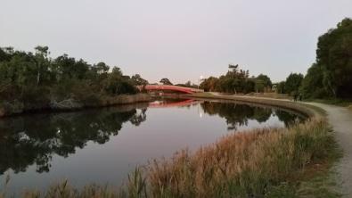 bridge over mordi creek