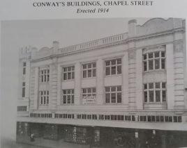conway building 1914