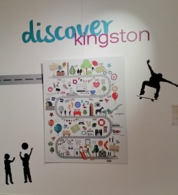 discover kingston
