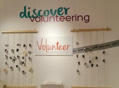 discover volunteering