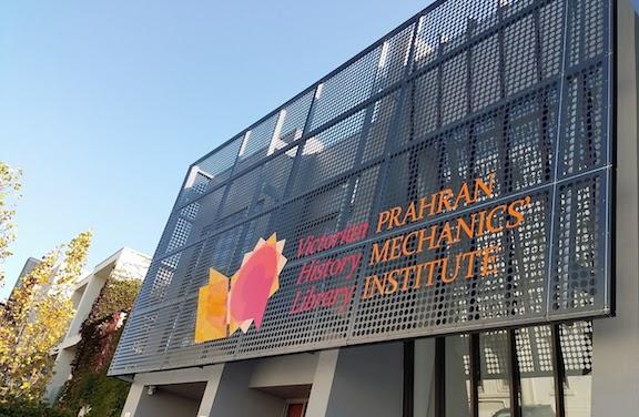History Library Prahran