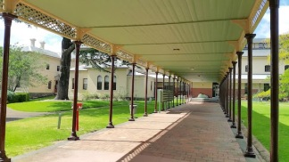 willsmere covered walkways